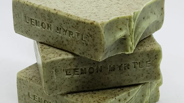 Lemon Myrtle Soap - Handmade Artisan Soap by Malle Belle