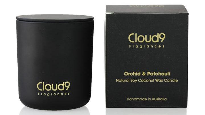 Candle - Orchid & Patchouli