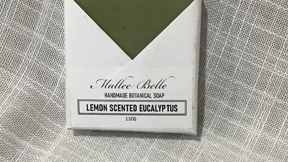 Lemon Scented Gum Soap