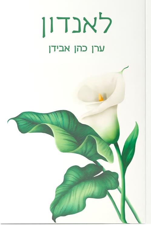 לאנדון | מאת ערן כהן אבידן — ספר דיגיטלי