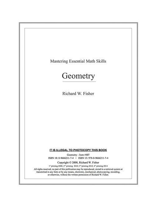 Geometry Digital Download