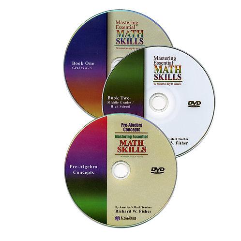 BUNDLE #4: DVDs