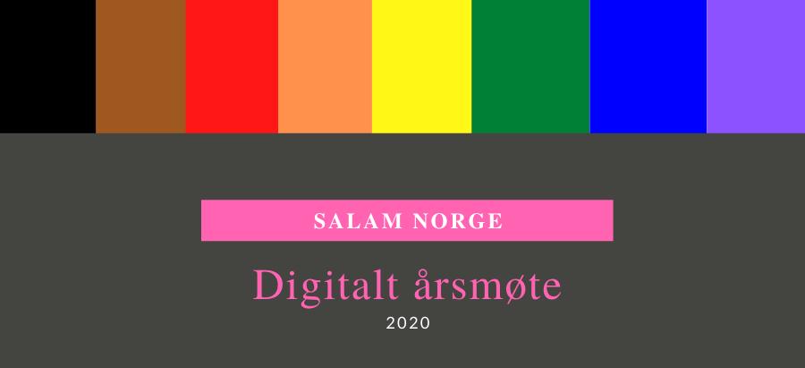Digital årsmøte