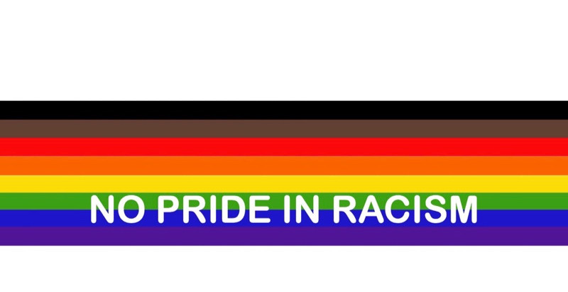 No Pride In Racism
