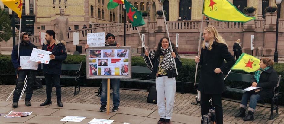 Queer solidaritet med Rojava