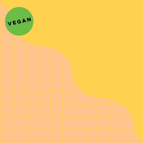 Orange Sorbet (vegan)
