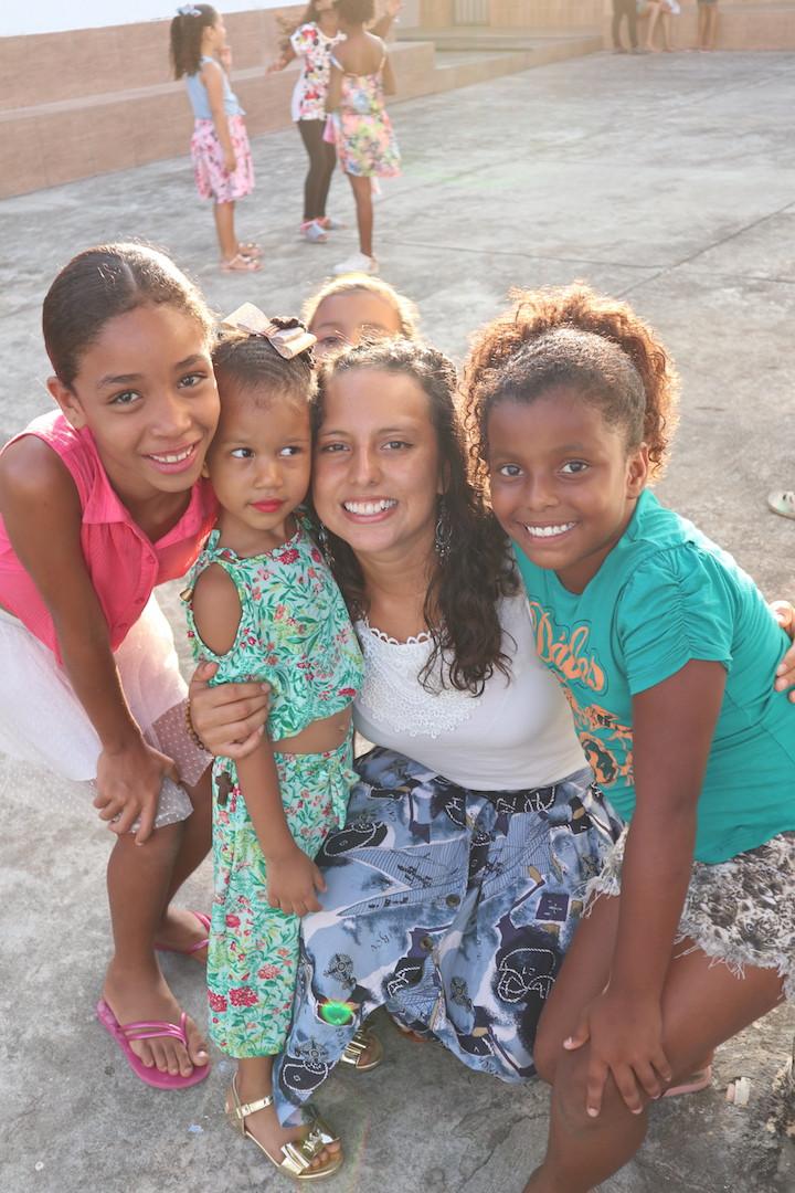 Natalia e amigas