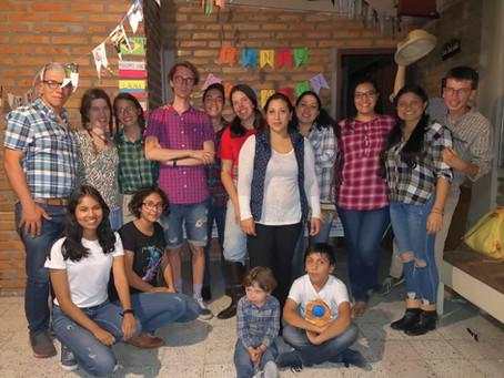 Alícia, voluntária no Honduras conta: