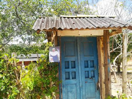 Casas sem portas, corações abertos