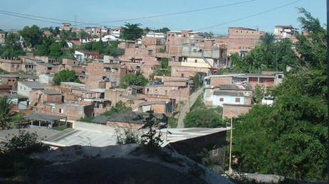 O bairro