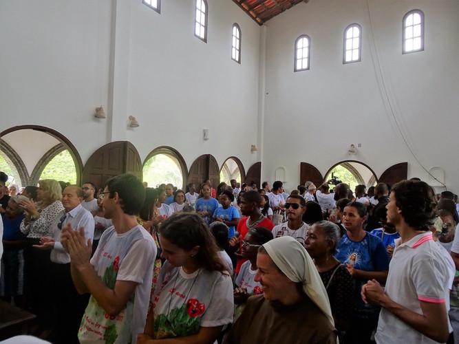 Santa Missa na Fazenda do Natal