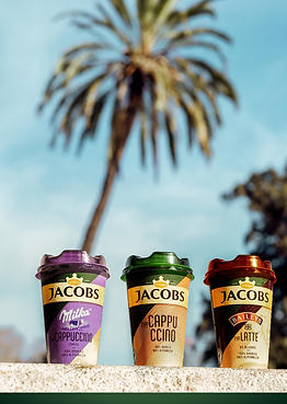 Jacobs Cold Campaign - Product Photo