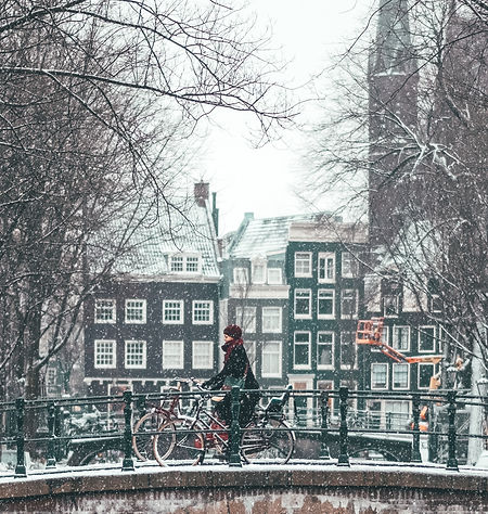 Biking under the snow in Amsterdam.jpg
