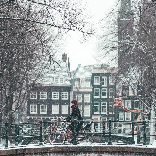 Biking under the snow in Amsterdam.jpg