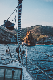 Sailing in Italy - Travel Photography
