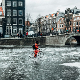 Biking on Frozen Amsterdam Canals.jpg