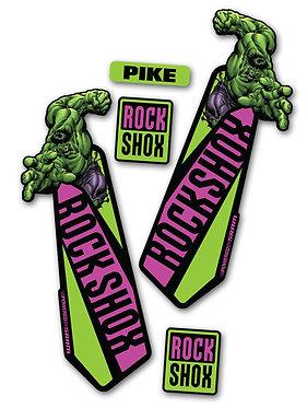 Pike 2015 Hulk edition