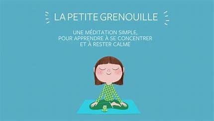 La Méditation pour les enfants