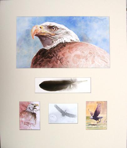 Port Hardy Sketch Book