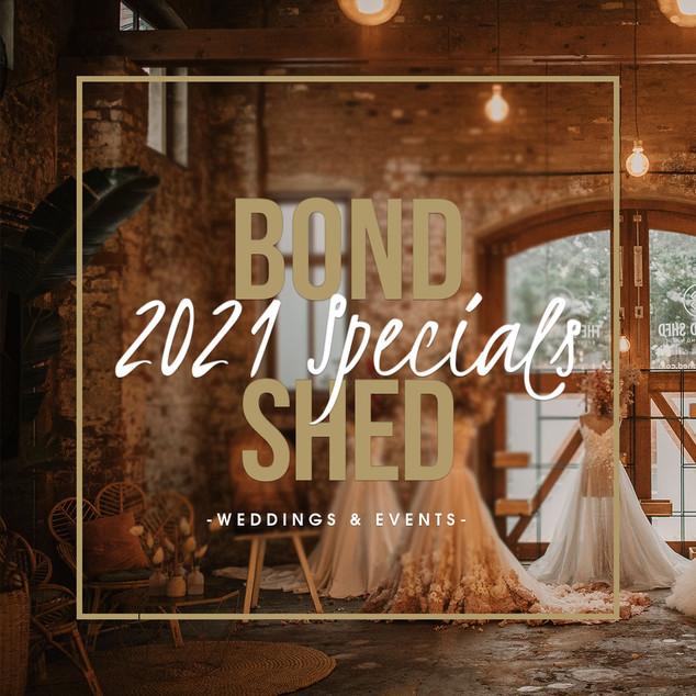 2021 Specials