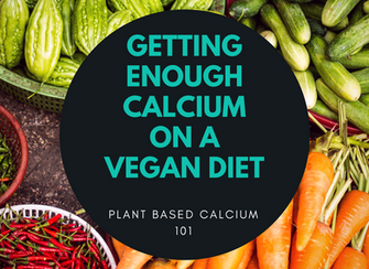 Getting Enough Calcium on a Plant Based Diet