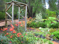 Beautiful Gardens & Places to stay