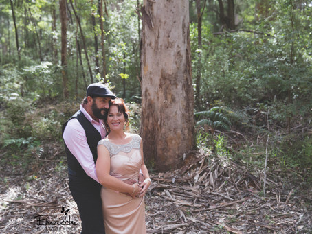 Styled Shoot | Vow Renewals | Southern Forests & Valleys Weddings