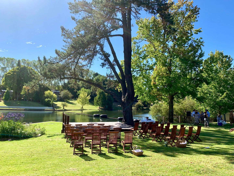 Fontys Pool Wedding Venue