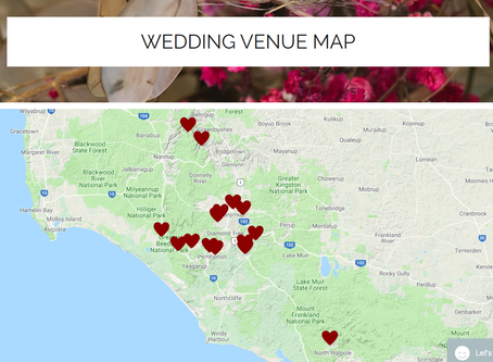 Wedding Venues around Pemberton WA, Manjimup, Walpole, Northcliffe, Bridgetown, Balingup & Surrounds