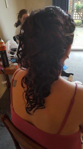Wedding Hair 1