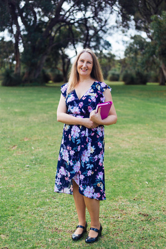 Wendy Grace Hendry Marriage Celebrant