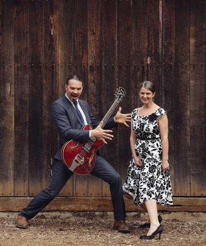 Marisa & Mark Wedding Music