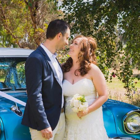Real Weddings: Gareth & Nicola at Dingup House.