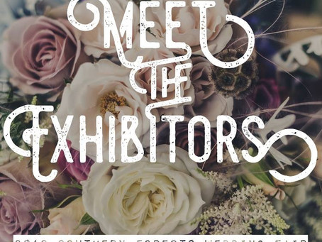 Southern Forests & Valleys Wedding Fair ~ Meet the Venues & Suppliers