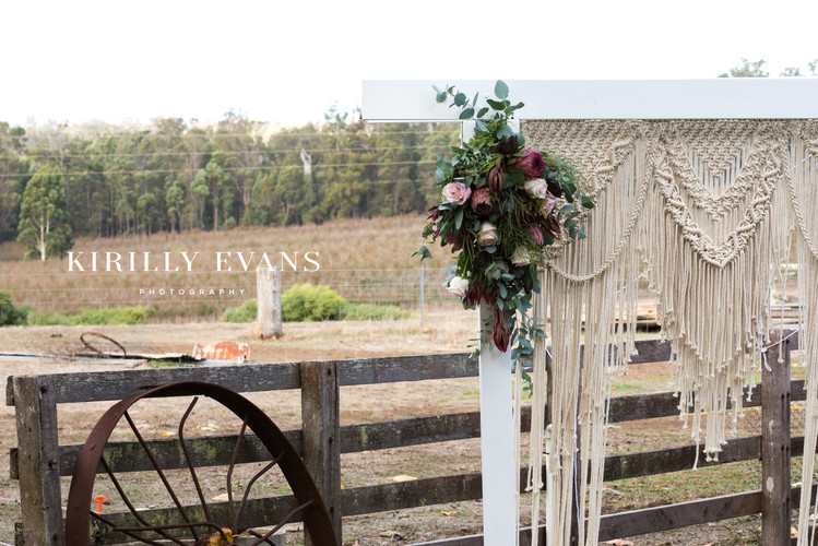 Madremacrame - Wedding Arbor & Macrame Hanging for Hire