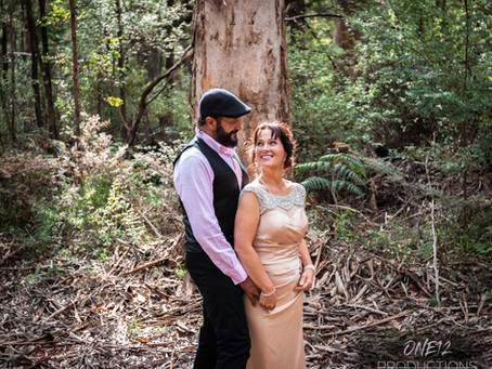 NEW VIDEO | Paula & Tino - Vow Renewal Styled Shoot in the Southern Forests, South West, WA