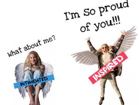 Inspiration VS Intimidation