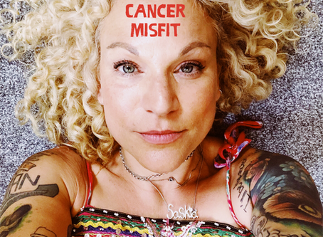 The cancer misfits.
