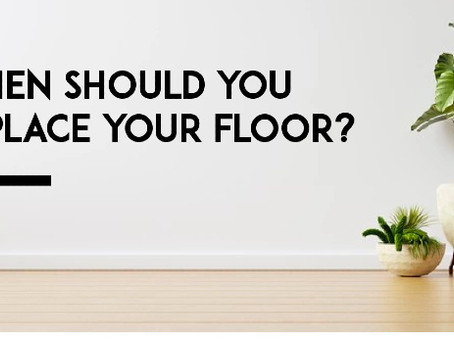 When Should You Replace Your Floor?