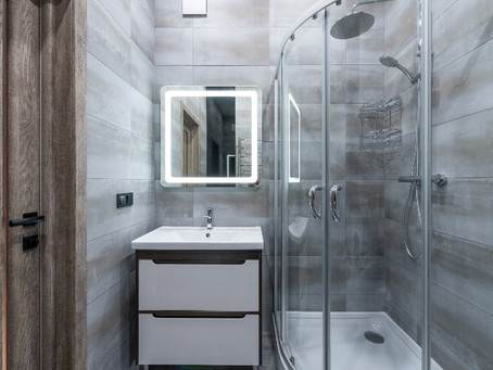 Can A Glass Shower Enclosure Improve The Aesthetic Of Your Bathroom? Discover More...