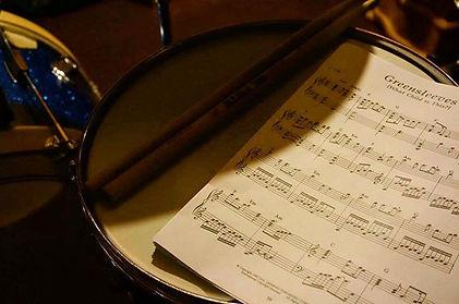 #楽譜 #タム #ドラムセット #スティック #音楽
