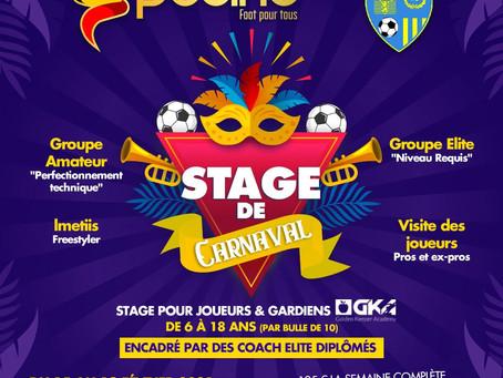 Stage de carnaval