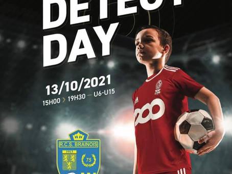 Detect day du Standard de Liège