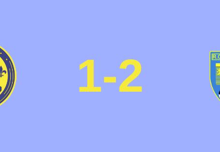 Victoire dans le derby Jaune et Bleu