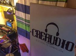 Creaudio @ Okupa Visual
