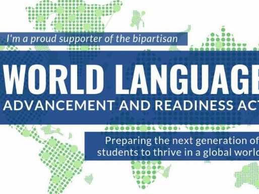 New Federal Program Among the Far-Ranging Achievements of the Commission on Language Learning