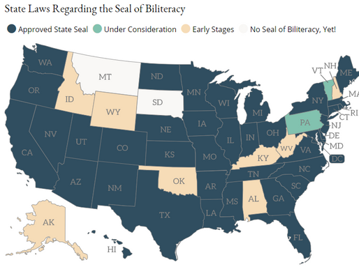 Representative Brownley Reintroduces H.R.3119 to Expand Biliteracy Seal Programs Nationwide