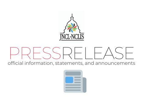 JNCL-NCLIS Statement on January 6th Violence at the Capitol