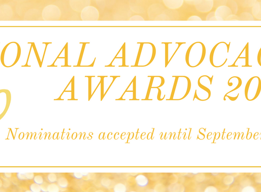 JNCL-NCLIS Now Accepting Nominations for 2021 J. David Edwards Power of Advocacy Award