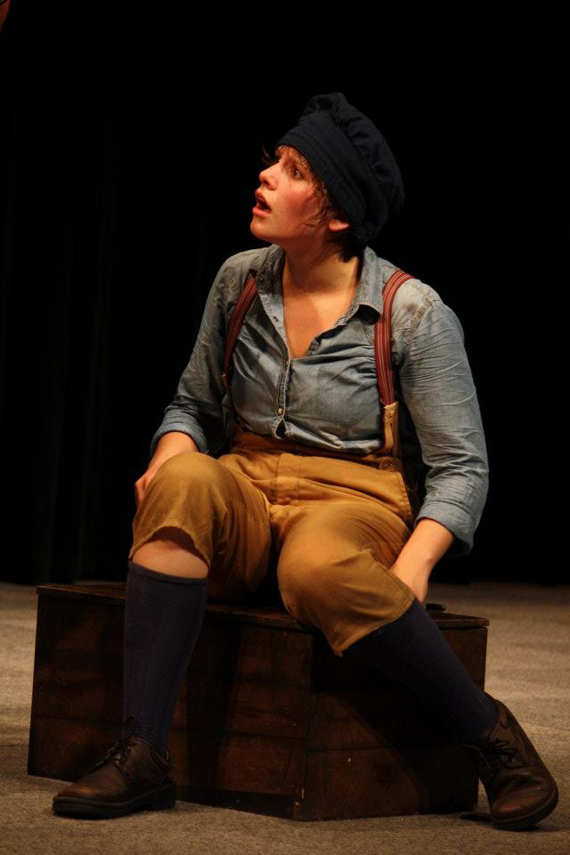 'Oliver Twist', White Horse Theatre